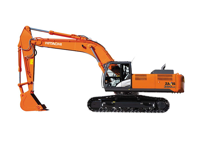 Escavatore Hitachi 350 LNC